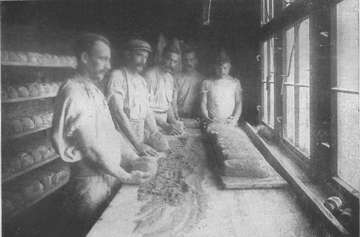 Boulangers français