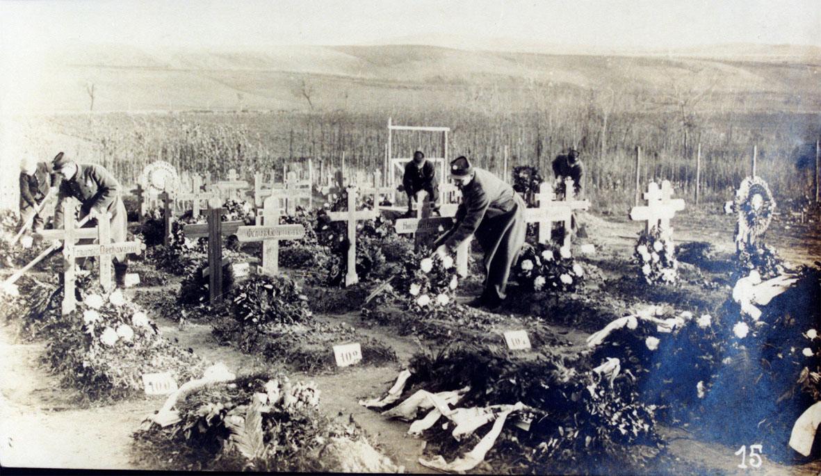 Corvée de cimetière