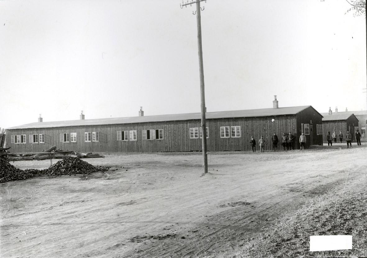 Une baraque
