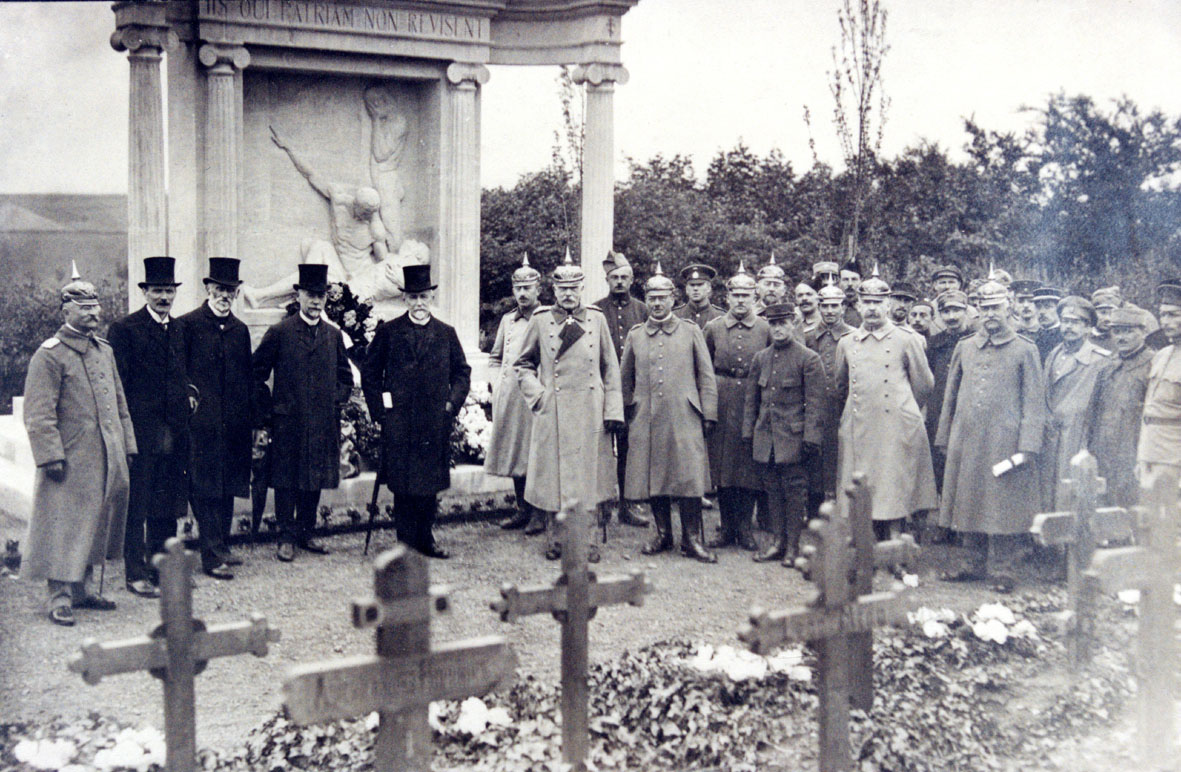 Inauguration du monument